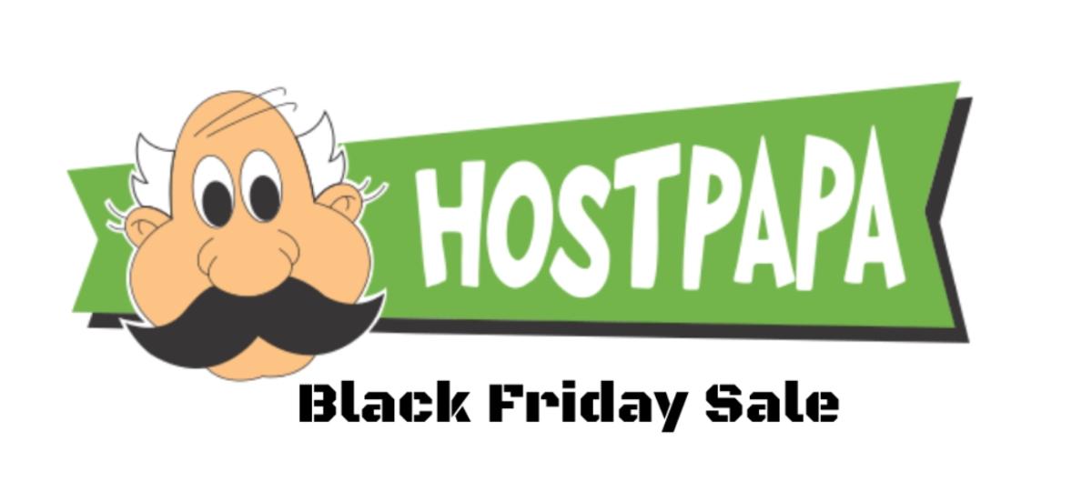Hostpapa Black Friday 2020 Promo
